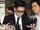 T.O.P (Big Bang) nhận án tù treo 10 tháng vì tội hút cần sa