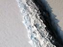 Tảng băng 1.000 tỉ tấn sắp tách khỏi Nam Cực