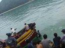 Tàu cá mất lái đâm tàu hàng, 5 ngư dân rơi xuống biển