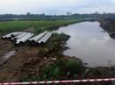Bé gái 8 tuổi đuối nước vì lọt hố công trình