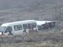 Khinh khí cầu chở khách liên tiếp rơi xuống đất