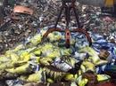 TP HCM: Tiêu hủy 22 tấn phân bón giả