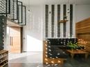 Căn nhà một tầng với thiết kế nổi bật