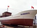 Hạ thủy tàu vỏ thép hơn 16 tỉ đồng