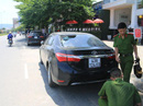 Đà Nẵng: Truy tìm đối tượng đập phá hàng loạt ô tô