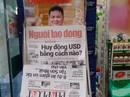 Báo Người Lao Động phát hành tại hệ thống Co.op Food