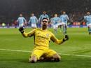 Hạ Leicester trên chấm 11 m, Man City vào bán kết Cup Liên đoàn