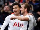 Kane tỏa sáng, Tottenham thắng tưng bừng Ngày Tặng quà