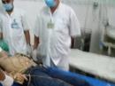 Thanh niên bị sét đánh ngã từ xe máy, tử vong