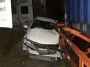 Sự thật vụ tài xế xe container cố tình cán qua ô tô ở quận 9