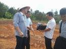 Tìm thấy bia của ngôi mộ cổ bị san ủi ở Huế