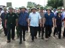 Thủ tướng dẫn việc hộ đê để nhắc nhở Tập đoàn Dầu khí
