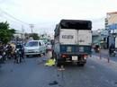 Xe máy lấn tuyến tông xe tải, một thanh niên tử vong