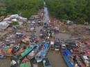 Miền Tây căng mình ứng phó với bão số 16 (Tembin)