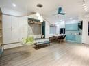 Sửa căn hộ 80m2 lạc hậu thành hiện đại