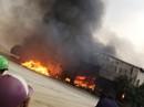 Nổ cháy lò nướng bánh công ty bánh kẹo, 3 người tử vong