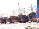 Tàu vỏ thép hỏng: Ngư dân nản lòng