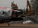 Mỹ: Chạy đua cứu đập ở California trước khi bão đến