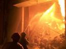 Thông tin mới nhất về vụ cháy kinh hoàng ở quận 4