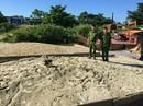 Bắt giữ 4 ghe hút gần 200 khối cát trái phép
