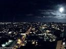 Chùm sáng bí ẩn bị nghi là UFO trên bầu trời Mỹ