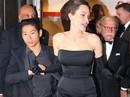 Pax Thiên nam tính hỗ trợ mẹ nuôi Angelina Jolie
