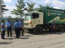 TP HCM: Nhiều xe quá tải lưu thông trên đường phố