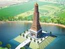 Thái Bình chuẩn bị xây tháp biểu tượng gần 300 tỉ đồng