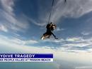 Va chạm trên không, 3 người nhảy dù thiệt mạng