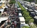 TP HCM: Đại lộ cũng ùn tắc!