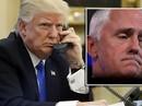 Cuộc điện đàm tồi tệ nhất của ông Trump