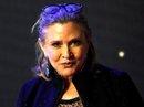 """""""Công chúa Leia"""" Carrie Fisher chết vì ngưng thở khi ngủ"""