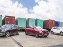 Siết chặt quản lý ô tô nhập khẩu diện quà biếu