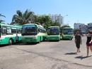 Xe buýt tăng chuyến đến Đại Nam và Mộc Bài vào ngày Giỗ Tổ