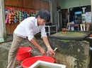 Hội An lao đao vì cúp nước