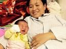 Bé trai sơ sinh nặng 6,1 kg chào đời khỏe mạnh ở Nghệ An