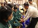 Chăm lo lao động nữ mắc bệnh hiểm nghèo