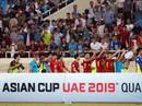 Tuấn Mạnh lăn xả, Việt Nam giành vé dự VCK Asian Cup 2019