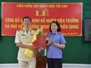 VKSND tỉnh Kiên Giang có 3 lãnh đạo mới