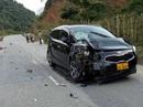 Va chạm ô tô, con rể và bố mẹ vợ tử vong