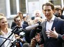 """Nước Áo chờ người """"xốc lại"""" chính trị"""