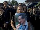 Người Thái ngạc nhiên về lễ hỏa táng cố quốc vương