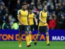 Arsenal lún sâu vào khủng hoảng