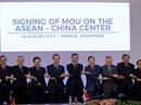 ASEAN ra thông cáo không quân sự hóa biển Đông