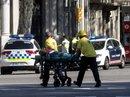 Lao xe, bắt con tin ở Barcelona, 13 người chết