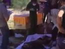 Phát hiện thi thể trên biển, ngư dân đưa vào an táng
