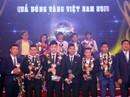 Thành Lương và Huỳnh Như đoạt Quả bóng vàng 2016