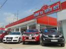 Thị trường xe hơi 'đủng đỉnh' mặc cơn lốc giảm giá