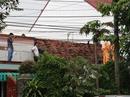 Hoảng hốt phát hiện thi thể trên mái nhà