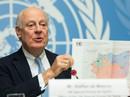 Điềm báo từ tấm bản đồ Syria